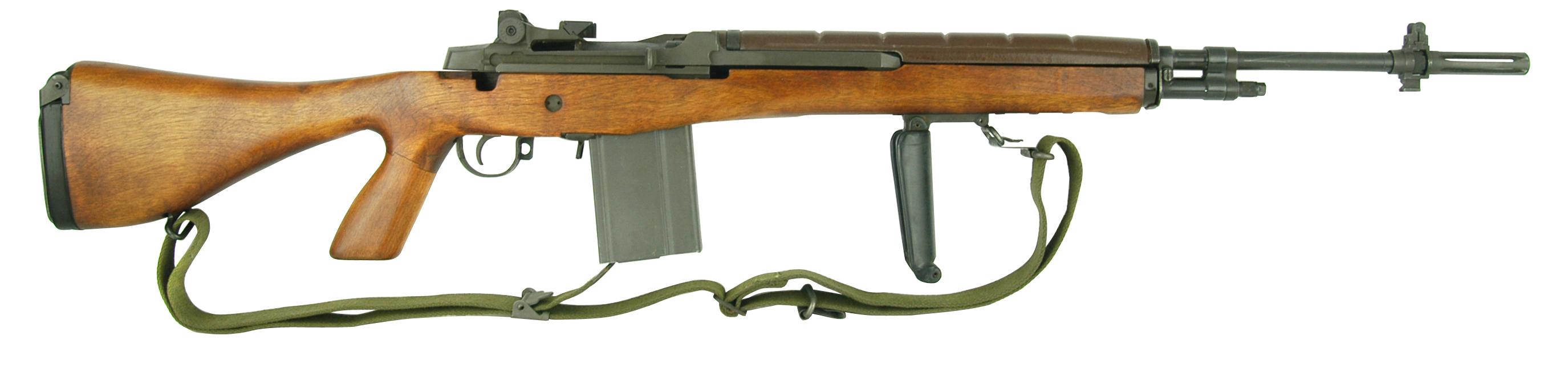 M14/Автоматическая винтовка М14